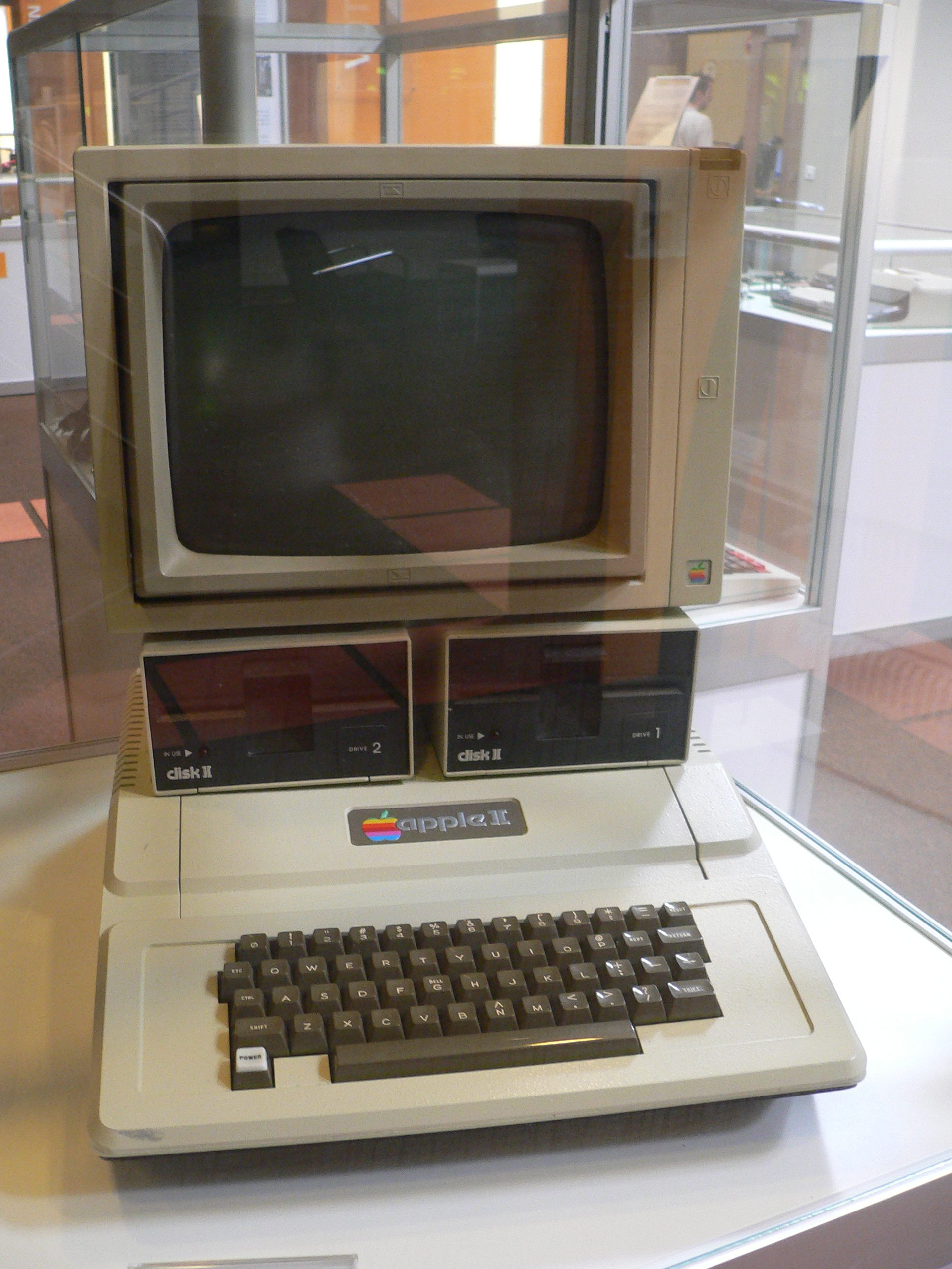 Apple II Large